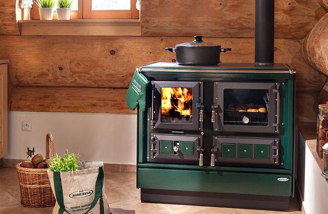 Kuchnie węglowe, piece kuchenne