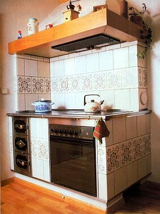 Kuchnie Kaflowe I Piece Chlebowe